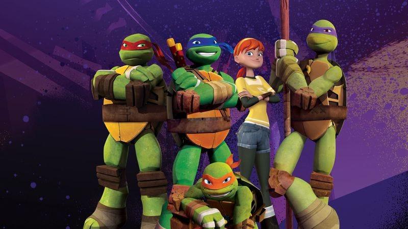Teenage Mutant Ninja Turtles (2012) (Image: Nickelodeon)