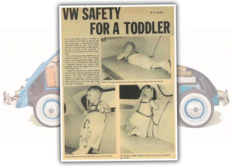Illustration for article titled The Glorious State Of Toddler Safety In The 'Good Enough' Era