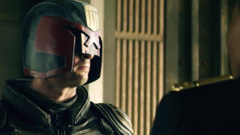 a movie analysis of dredd by pete travis Karl urban claims alex garland actually directed 'dredd,' not pete travis alex garland on the  anthony bourdain was a movie buff  at&t-time warner analysis.