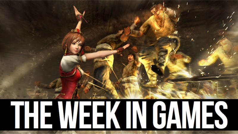 Illustration for article titled The Week in Games: Western Dynasty