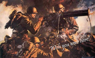 Illustration for article titled Bring Back World War II