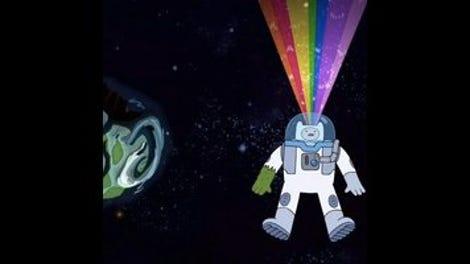 Adventure Time Hot Diggity Doom The Comet