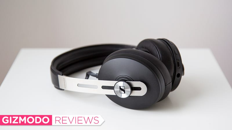 Illustration for article titled Sennheiser's New Momentum Wireless Are Still King of the Headphones