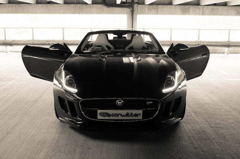 Illustration for article titled Jaguar F-Type V6 S Review – Modern masterpiece