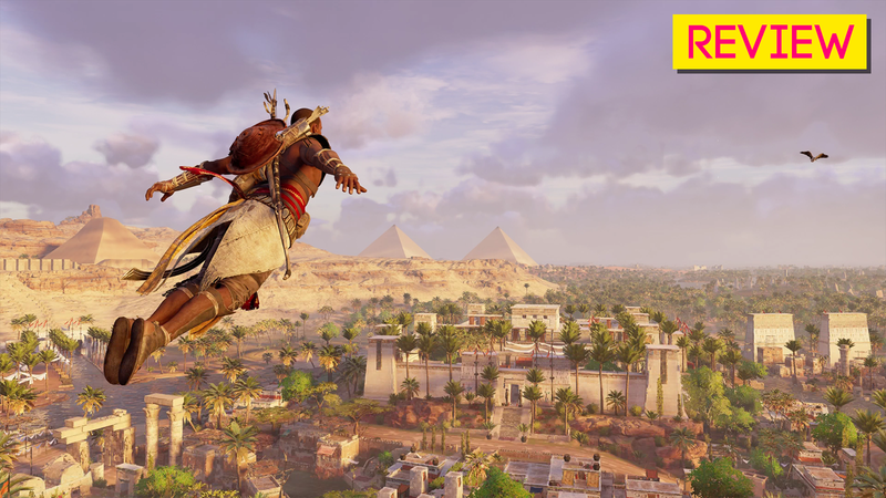 Assassin's Creed Origins: The Kotaku Review