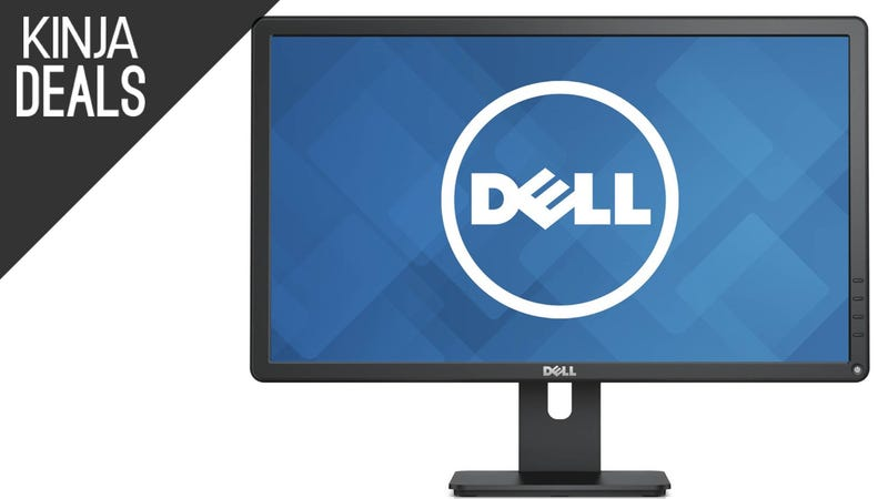 Illustration for article titled This $90 Dell Monitor is Low on Frills, Lower on Price