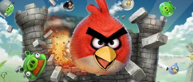 Illustration for article titled Angry Birds Hurl Themselves At The Small Screen