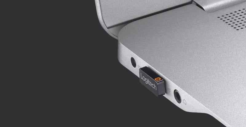 Illustration for article titled Descubren un agujero de seguridad que afecta a teclados y ratones Logitech de los últimos diez años