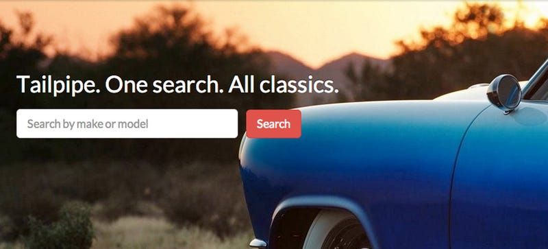 Illustration for article titled Your Day Is About To Be Wasted By This Classic Car Search Engine