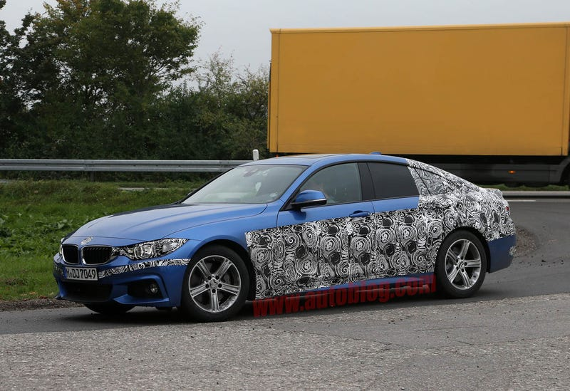 Illustration for article titled Why is BMW making this?