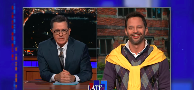 Stephen Colbert, Nick Kroll