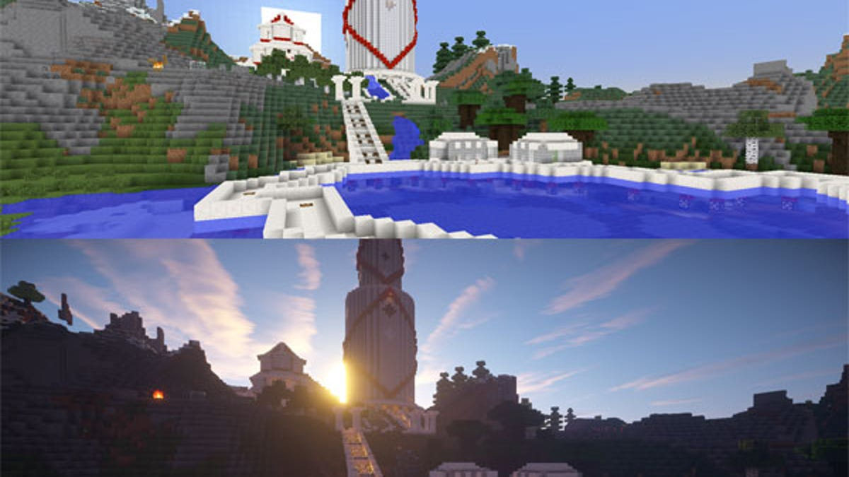 Five Minecraft Shaders That Look Incredible