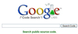 Illustration for article titled Google Code Search indexes public source code