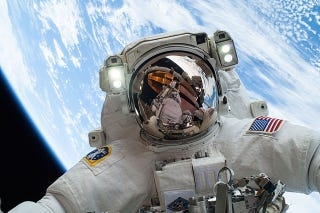 What the Ukrainian Crisis Means for Astronauts in Space