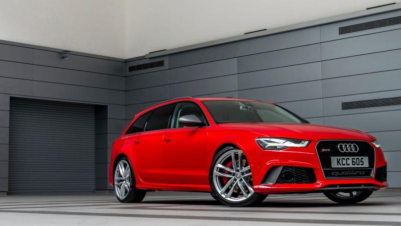 2020 Audi Rs6 Avant Usa