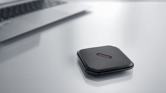 SanDisk s Ultra-Fast Portable SSDs Have Never Been Cheaper