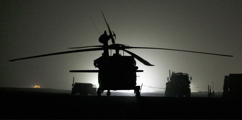 Illustration for article titled Book Reveals New Details About Stealth Black Hawks Used In Bin Laden Raid