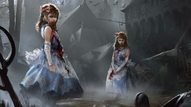 Bask in the gothic glory of this haunting magic the - Innistrad wallpaper ...