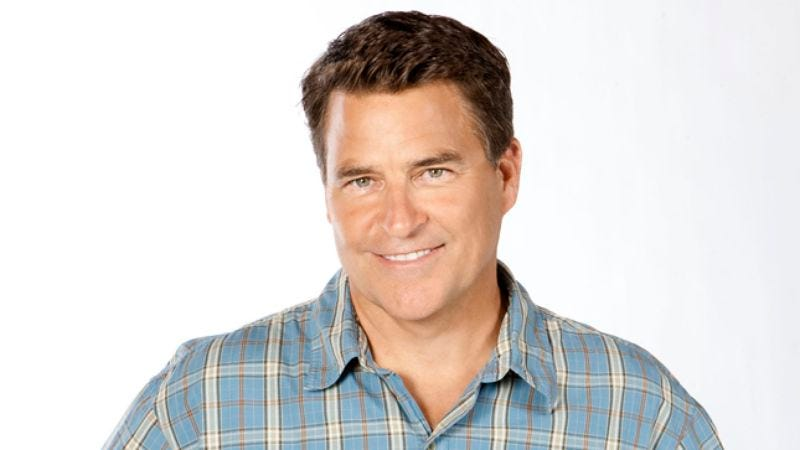 """Illustration for article titled Ted McGinley talks Happy Days, The West Wing, and being the """"patron saint"""" of jumping the shark"""