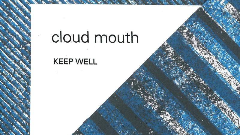 """Illustration for article titled With """"Quiet,"""" Cloud Mouth broke the silence"""