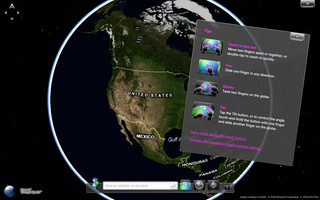 Illustration for article titled Windows 7 Touch Pack Multitouch Apps Let You Fondle the Globe or Play Death Pong