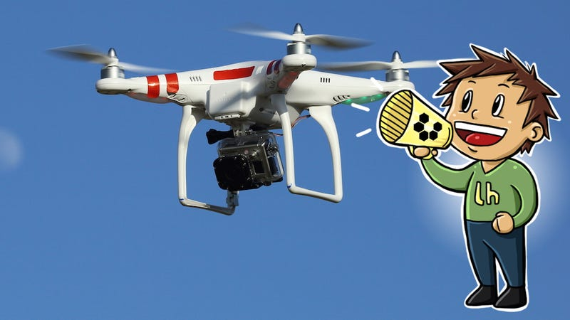 Illustration for article titled What's The Best Drone?