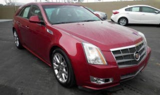Illustration for article titled Oppopinions: 2010 Cadillac CTS Wagon