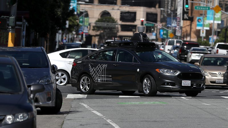 Uber Employee Warned Self-Driving Cars 'Are Routinely in