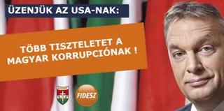 Illustration for article titled Kormányközeli magyarok amerikai cégektől kértek kenőpénzt