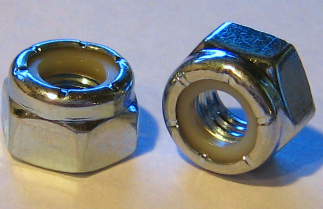 What locknuts might look like