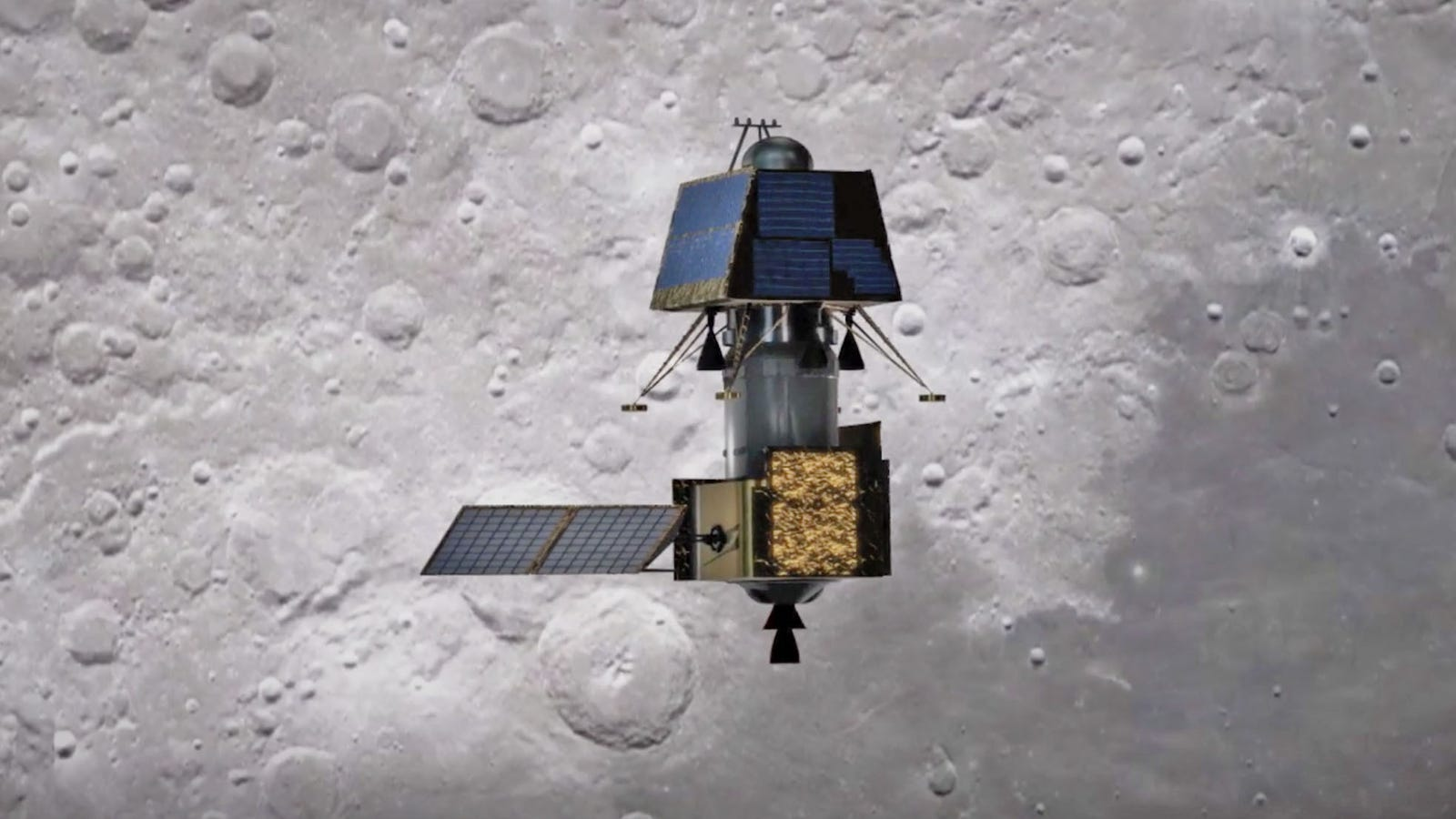 Watch Live as India Attempts to Land Its Vikram Probe on the Moon