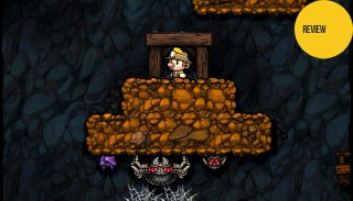Illustration for article titled Spelunky: The Kotaku Review