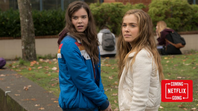 The Edge of Seventeen is surprisingly good.