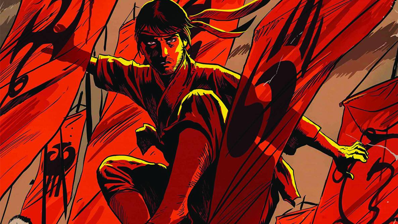 Image Credit: Master of Kung Fu #3 cover by Francesco Francavilla
