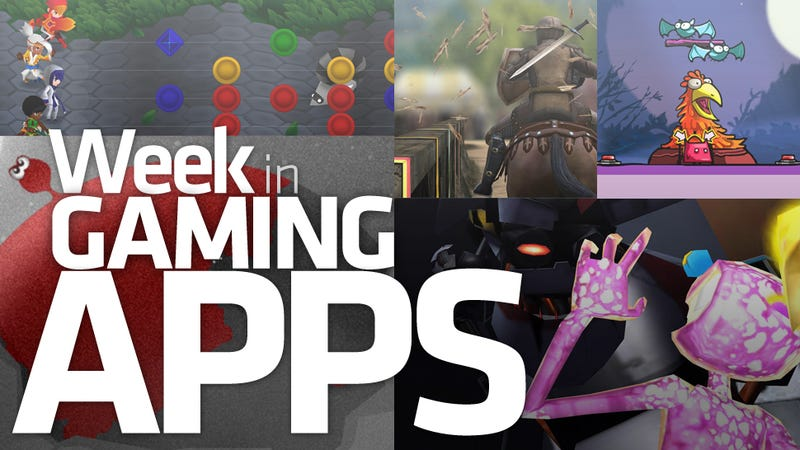 Illustration for article titled A New Week in Gaming Apps for an All-New Kotaku