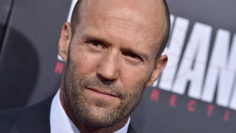 Illustration for article titled Damn, nobody points a gun at the camera and scowls like Jason Statham