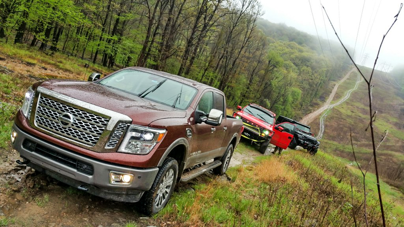 The Nissan Titan XD Is Best Ford F 150 You Can Buy