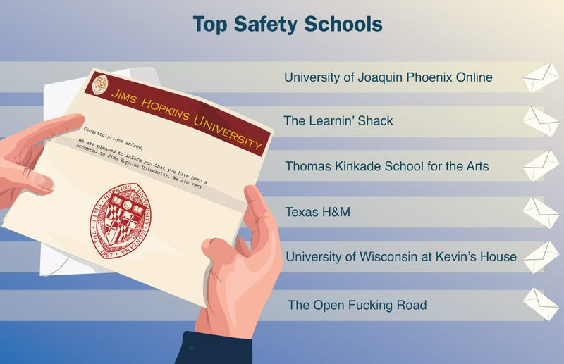 Illustration for article titled Top Safety Schools