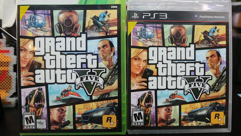 Grand Theft Auto V isn't doesn't make people more aggressive, a new study finds.