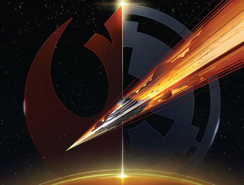 Illustration for article titled If You're a Star Wars Fan, the NovelLost Stars Is an Essential Companion to the Original Trilogy