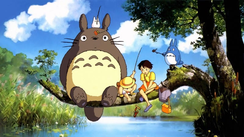 My Neighbor Totoro, $10
