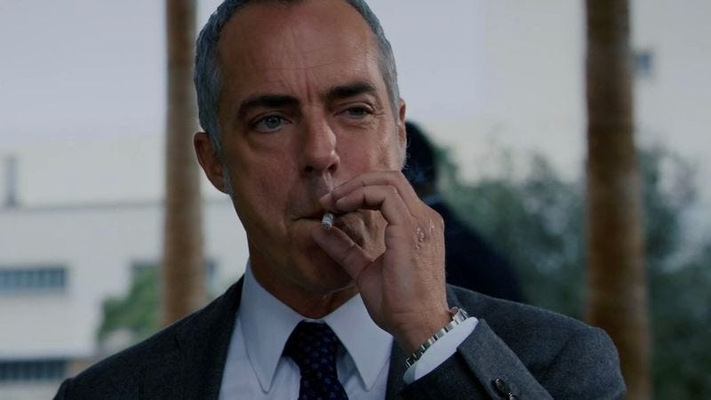 Illustration for article titled Amazon has already ordered another season of Bosch