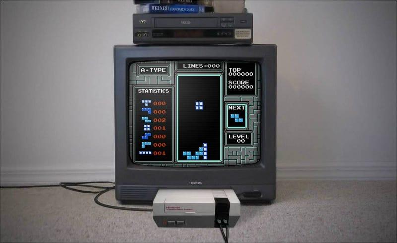 Illustration for article titled En este Tetris no giran las piezas, giras tú