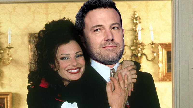 Illustration for article titled Is Ben Affleck Dating the Nanny?