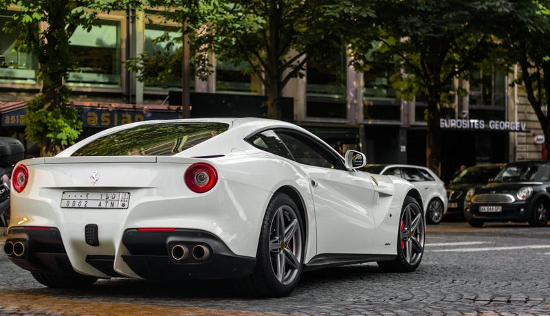 All The Reasons Why Ferrari Should Keep Making The F12 Forever