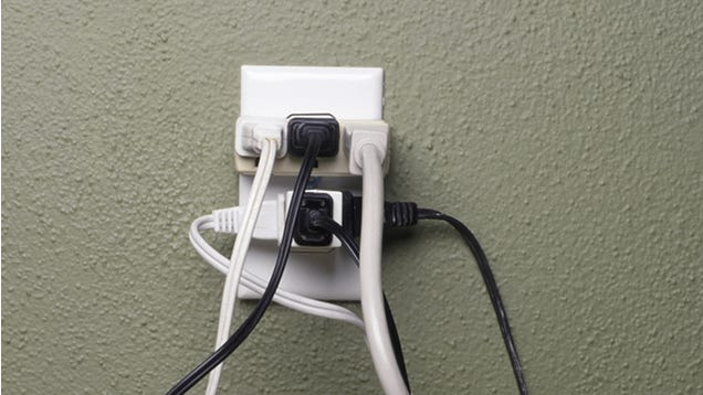Learn The Limits Of Your Electrical Outlets To Avoid Fires