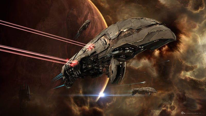 Eve Online Heads To Mobile Devices With Project Aurora