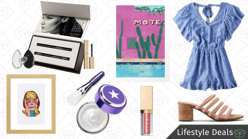 Illustration for article titled Wednesdays' Best Lifestyle Deals: GlamGlow, Stila Cosmetics, American Eagle, and More