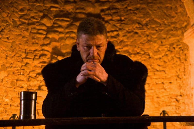 Illustration for article titled Sean Bean is playing Macbeth in a dark new reimagining