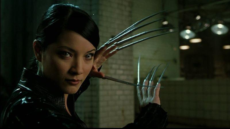 Kelly Hu as Lady Deathstrike in X2 (2003)